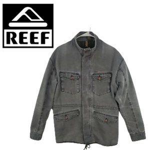 Reef Canvas Jacket - Large